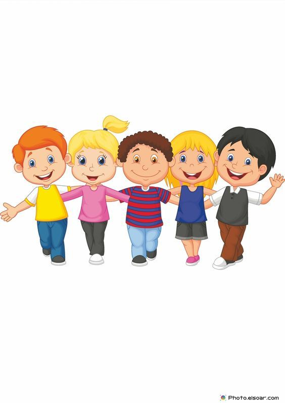 Clipart class of 1996 clip library stock Kids Working Together Clipart | Free download best Kids Working ... clip library stock