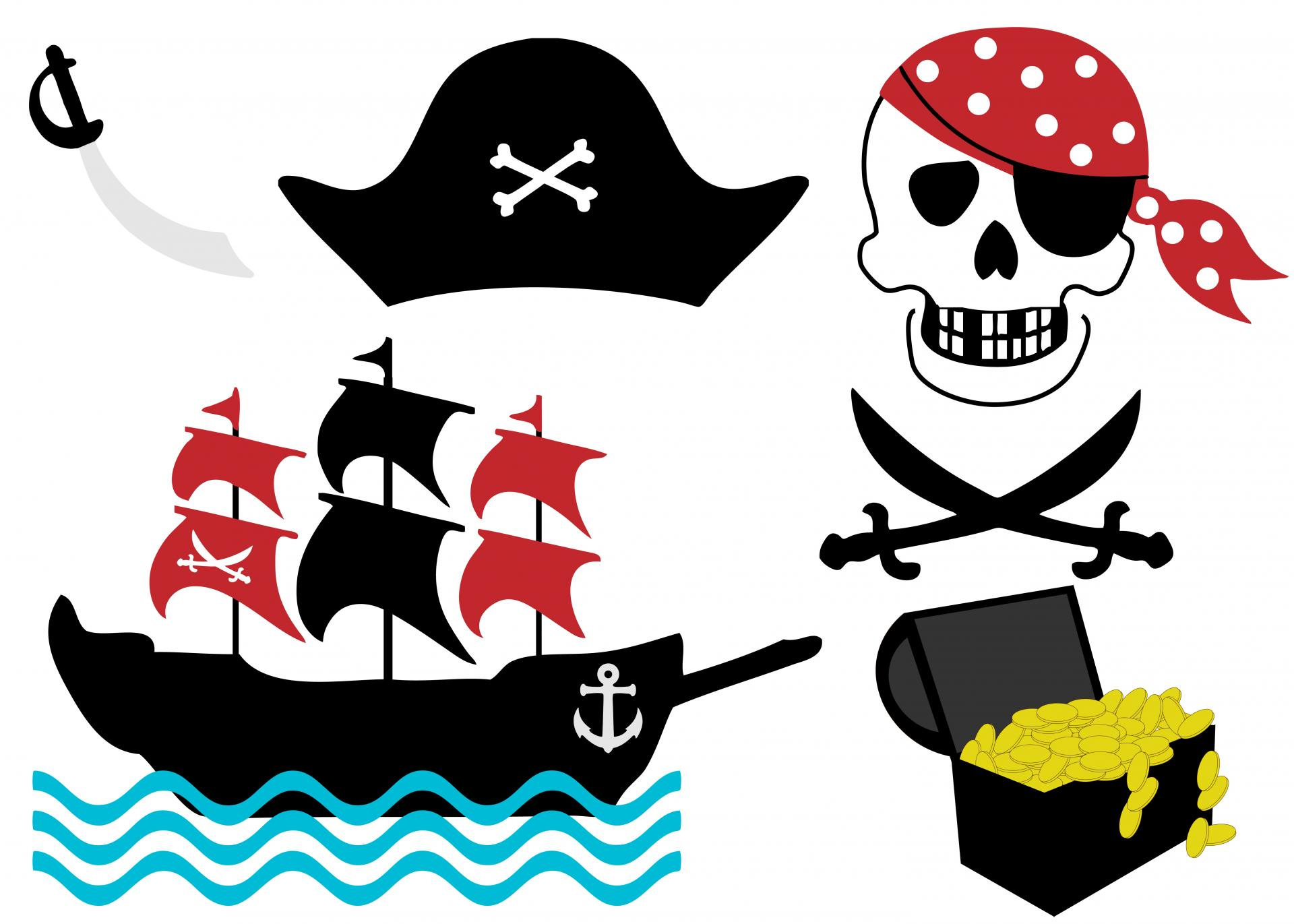 Clipart clipart jpg library library Free Pirate Clip Art & Pirate Clip Art Clip Art Images ... jpg library library