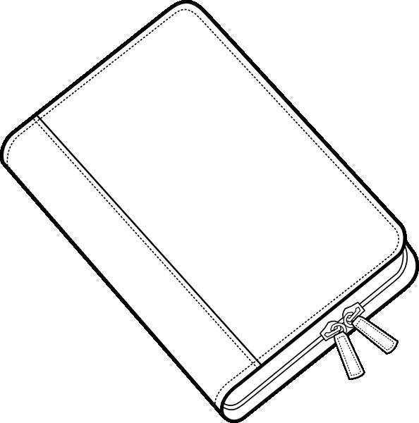 Clipart closed book free Closed Book 4 Clip Art at Clker.com - vector clip art online ... free