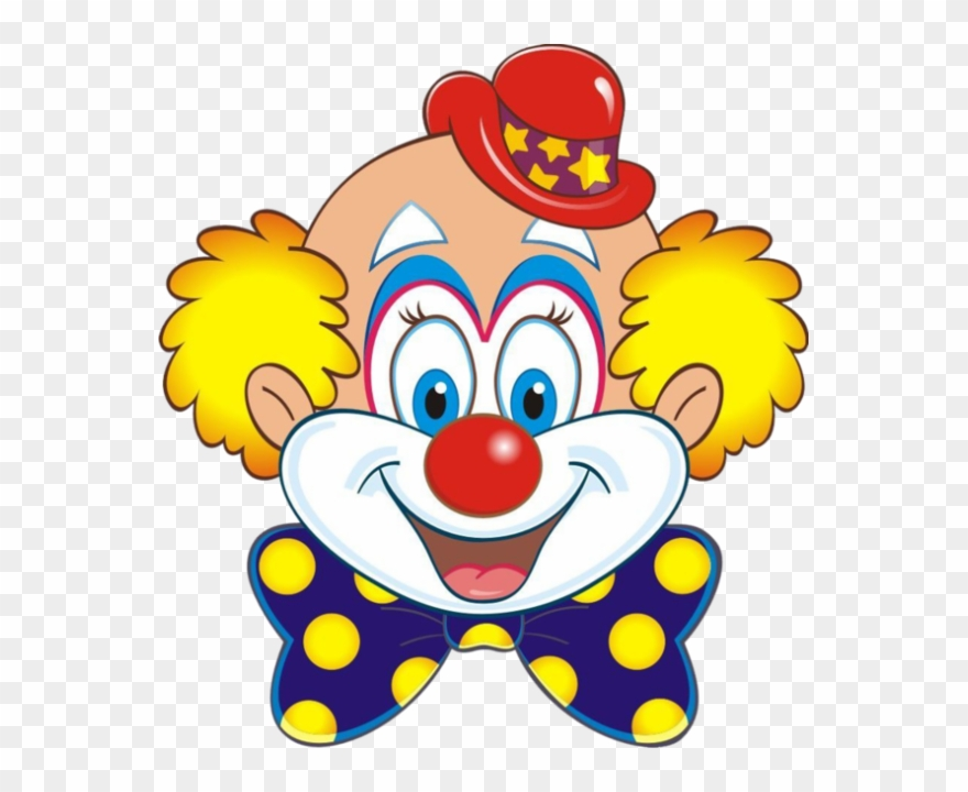 Clipart clown graphic royalty free stock Discover Ideas About Clowns - Clown Clipart - Png Download (#891591 ... graphic royalty free stock