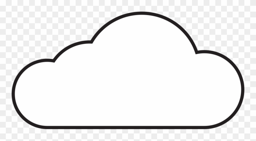 Cloud clipart png clip freeuse stock Clip Art Cloud Clipart - Clip Art Cloud Computer - Png Download ... clip freeuse stock