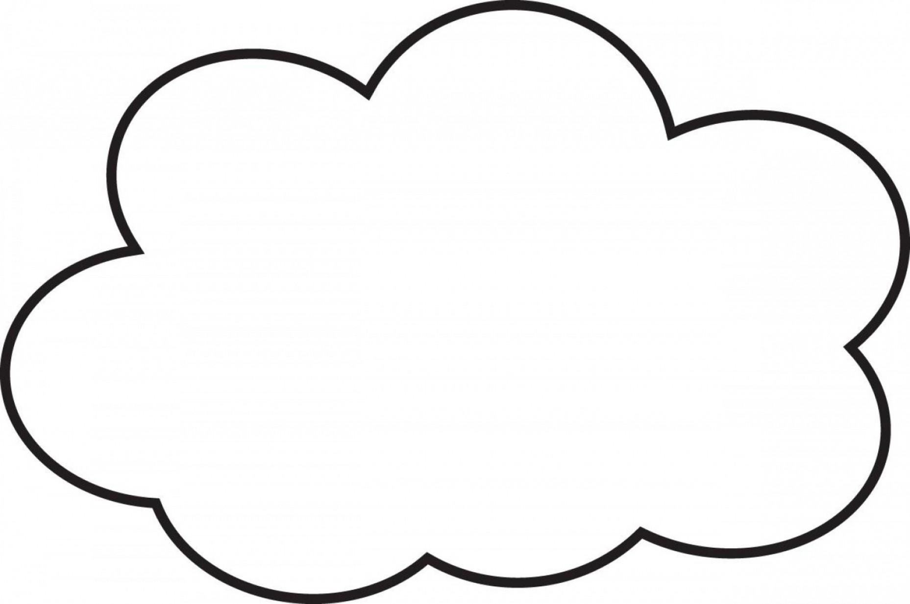 Cloudr clipart picture freeuse stock Amazing Chic Cloud Outline Top Clip Art Rain Clouds Clipart Free ... picture freeuse stock
