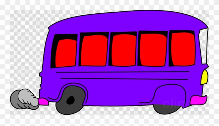 Clipart coach bus clipart free library Purple Bus Cartoon Clipart Bus Coach Clip Art - Halloween Png Cute ... clipart free library