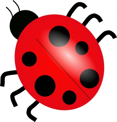 Coccinelle clipart jpg stock Clipart coccinelle » Clipart Station jpg stock