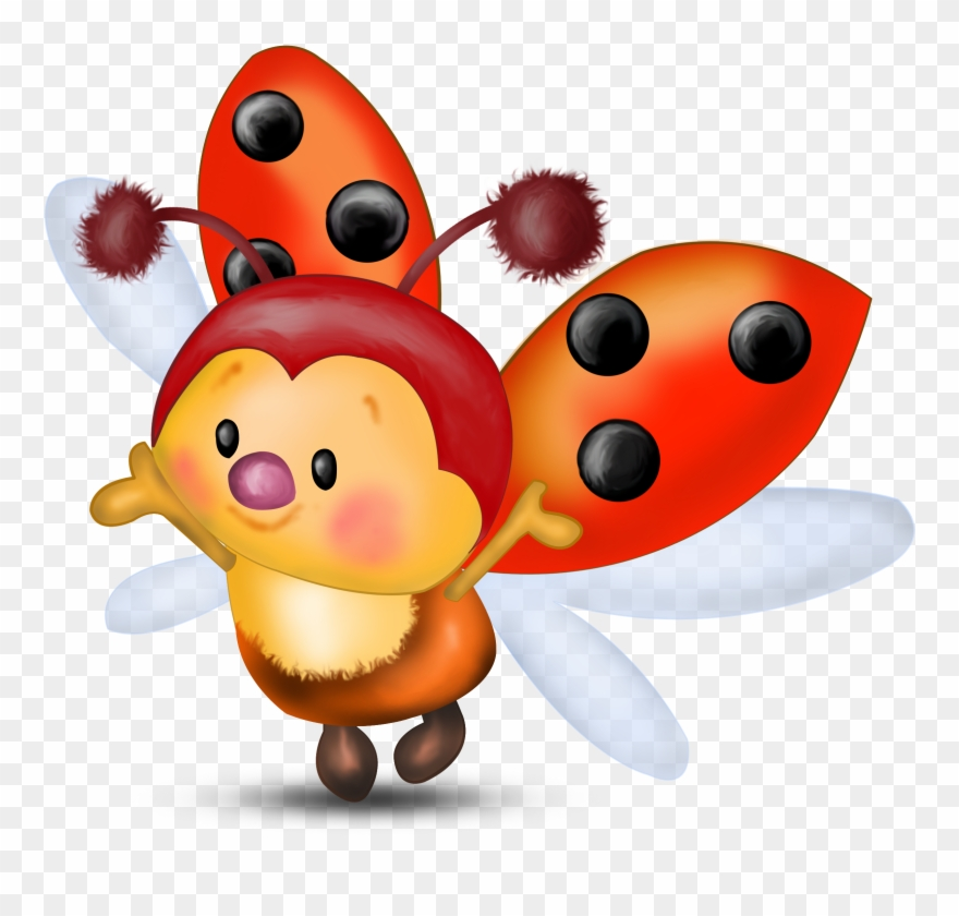 Clipart coccinelles clip library Ladybugs Gifok Net Pinterest Gifoknet Ⓒ - Coccinelles Clipart - Png ... clip library