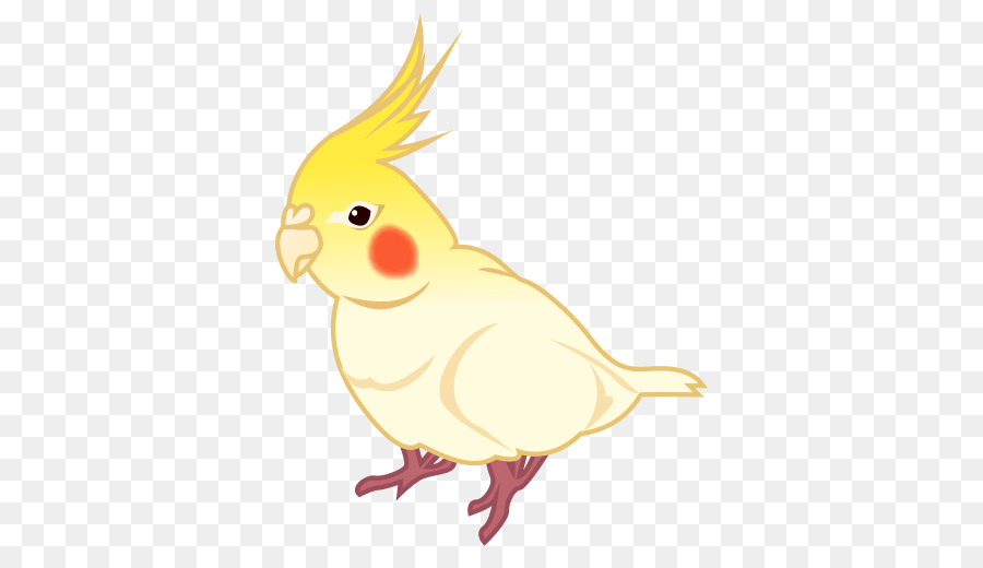 Clipart cockatiel png freeuse stock Bird Parrot png download - 512*512 - Free Transparent Cockatiel png ... png freeuse stock