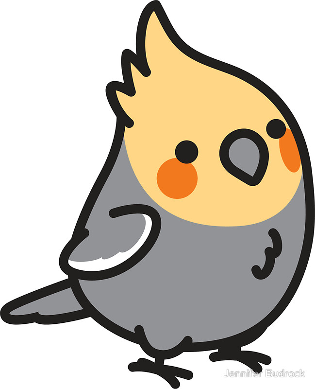 Clipart cockatiel graphic freeuse library Cockatiel clipart 2 » Clipart Station graphic freeuse library
