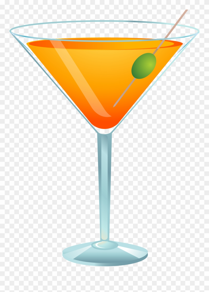 Clipart cocktail png transparent stock Drink Clipart Cocktail - Cocktail Clipart Png Transparent Png ... png transparent stock