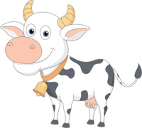 Clipart coe stock Free Cow Clipart - Clip Art Pictures - Graphics - Illustrations stock