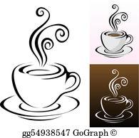 Coffee mug clipart free jpg free library Coffee Mug Clip Art - Royalty Free - GoGraph jpg free library