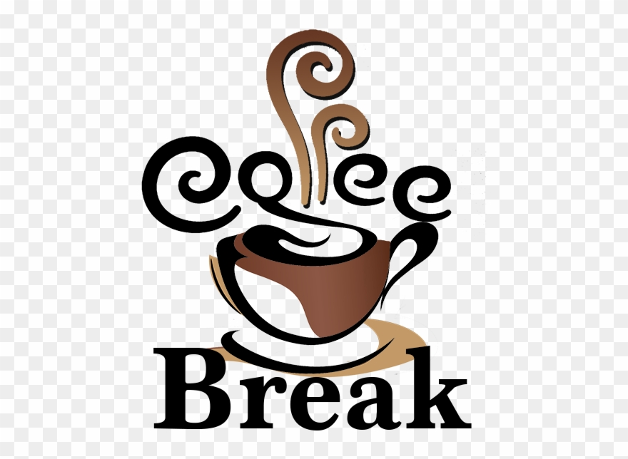 Coffee break clipart vector 19 Break Vector Freeuse Library Coffee Break Huge Freebie - Logo ... vector