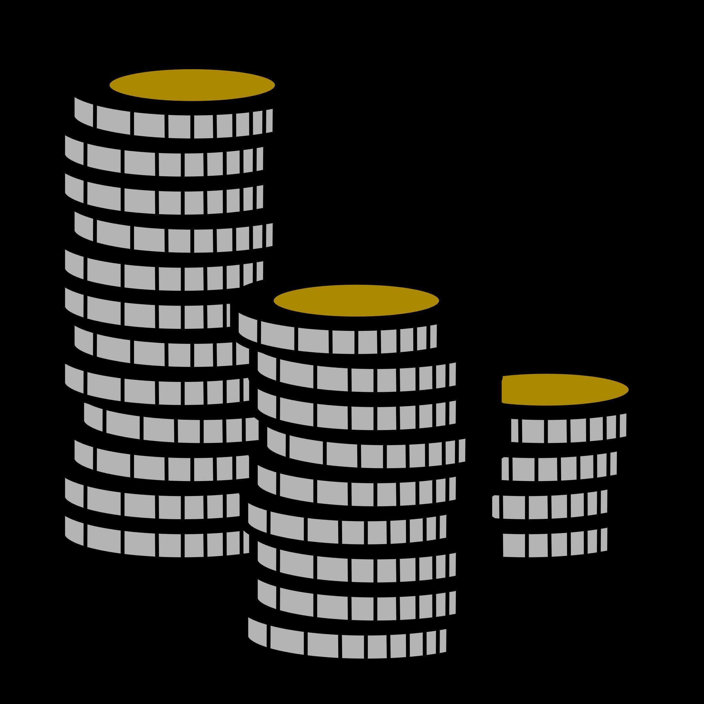 Coining money clipart clipart transparent stock Clipart - Coins clipart transparent stock