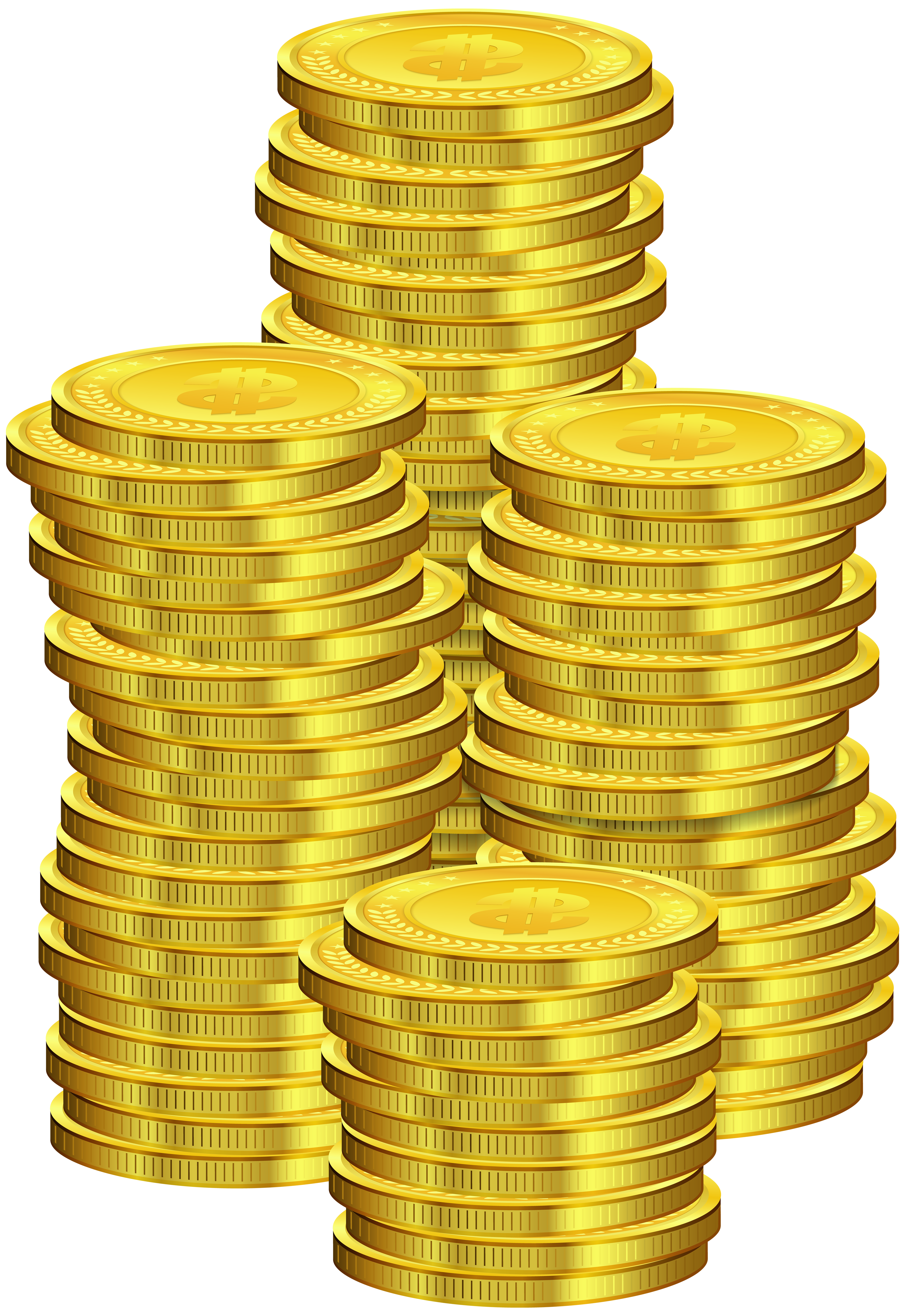Coins money clipart graphic royalty free stock Coins PNG Clip Art - Best WEB Clipart graphic royalty free stock