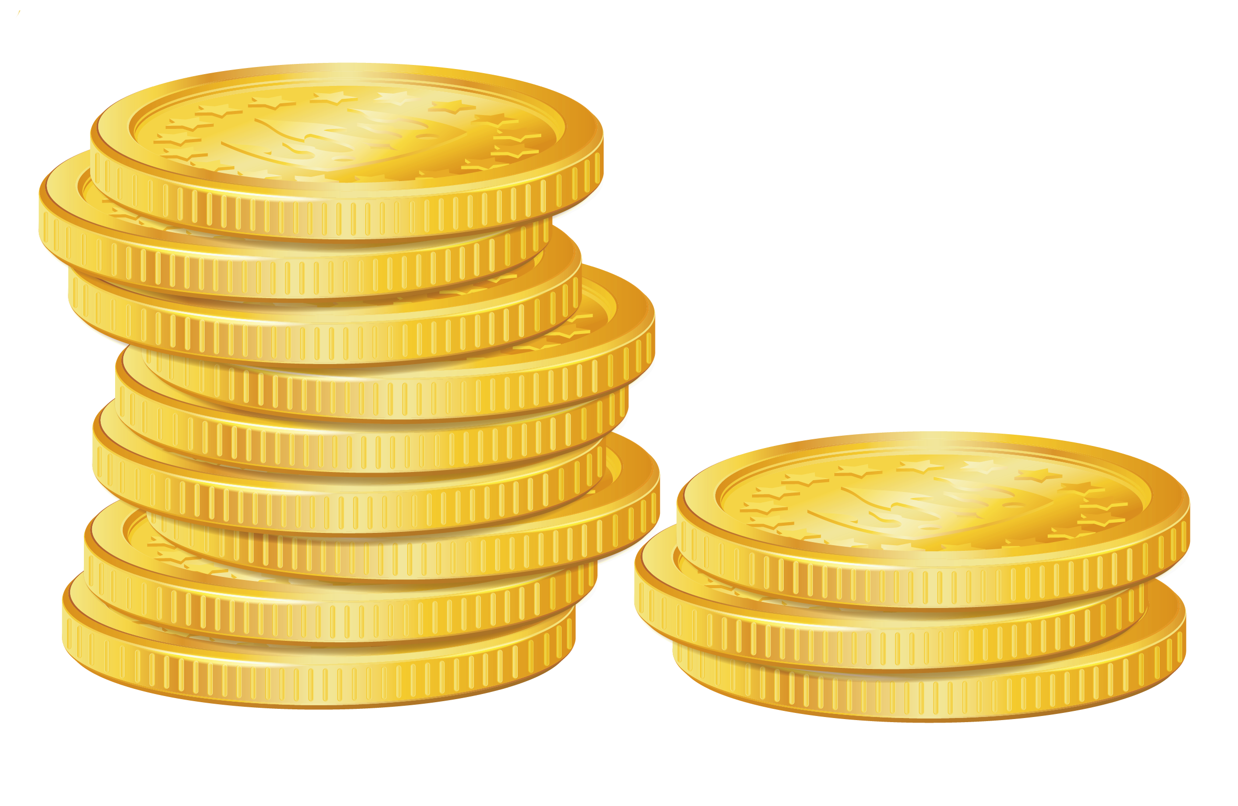 Coins money clipart clipart library library Pile of Coins PNG Picture | Gallery Yopriceville - High-Quality ... clipart library library