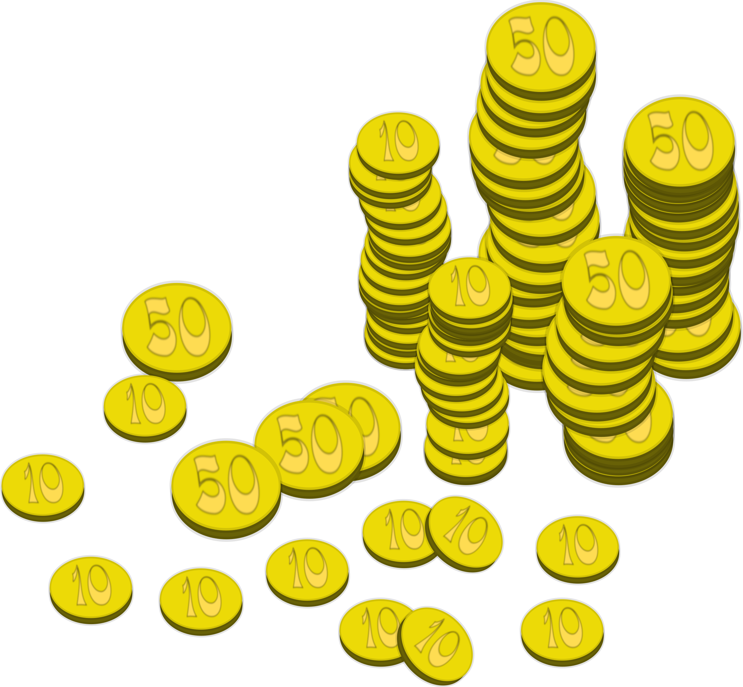 Money clipart background svg Clipart - Coins (Money) svg