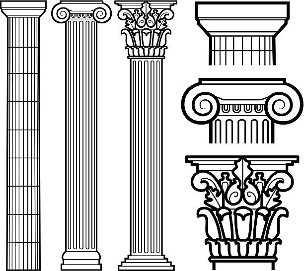 Clipart coiulnn graphic library stock Greek column clipart 1 » Clipart Station graphic library stock