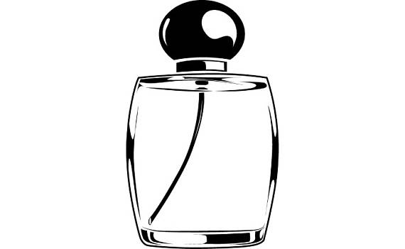 Clipart colone jpg transparent stock Cologne clipart black and white 2 » Clipart Station jpg transparent stock