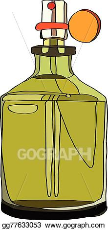 Clipart colone image Vector Stock - Fragrance for men. Clipart Illustration gg77633053 ... image