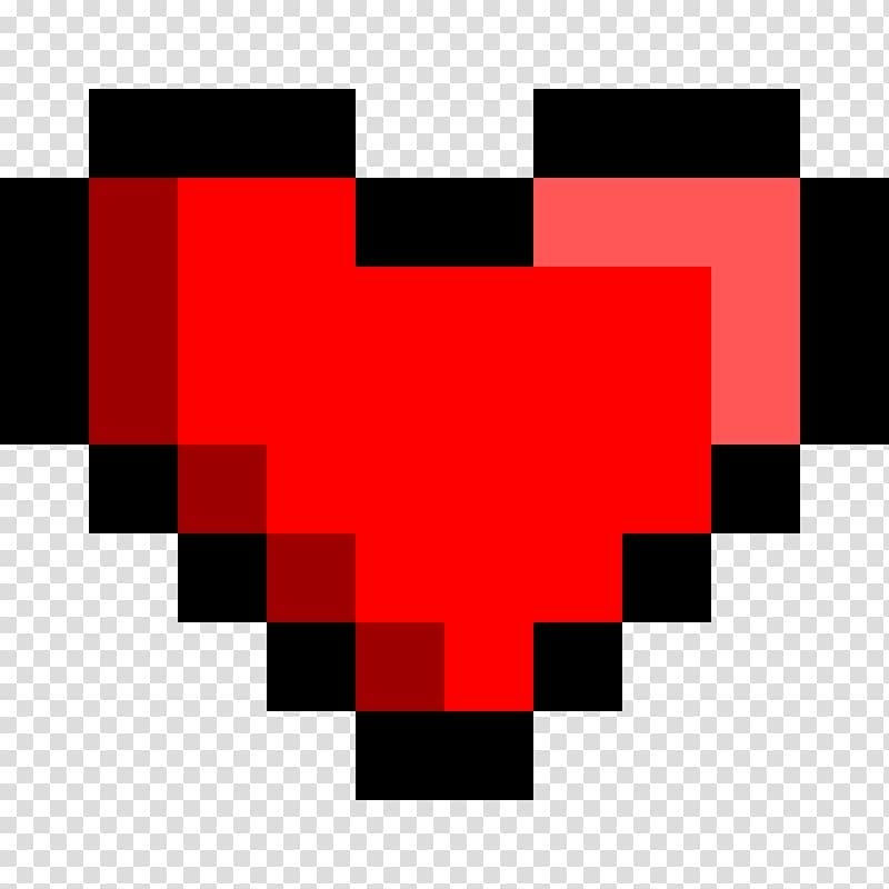 Clipart color depth clip art freeuse stock bit color Heart , 8 BIT transparent background PNG clipart | PNGGuru clip art freeuse stock