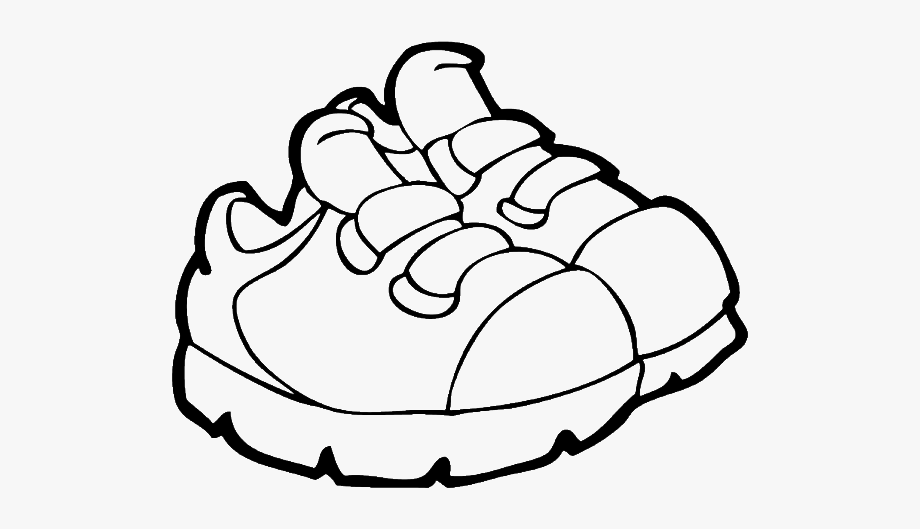 Clipart coloring pictures clipart download Shoe Clipart Coloring - Boy Shoes Coloring Pages #34277 - Free ... clipart download