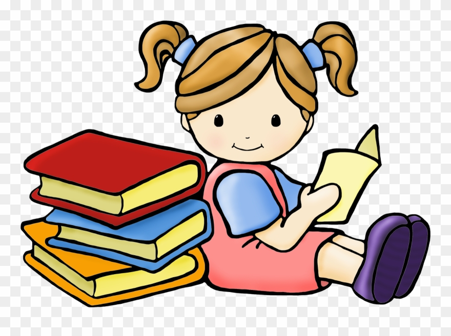 Clipart com free download svg transparent stock Shhh Clipart Girl Reading Book Clipart Free Download - Reading Books ... svg transparent stock