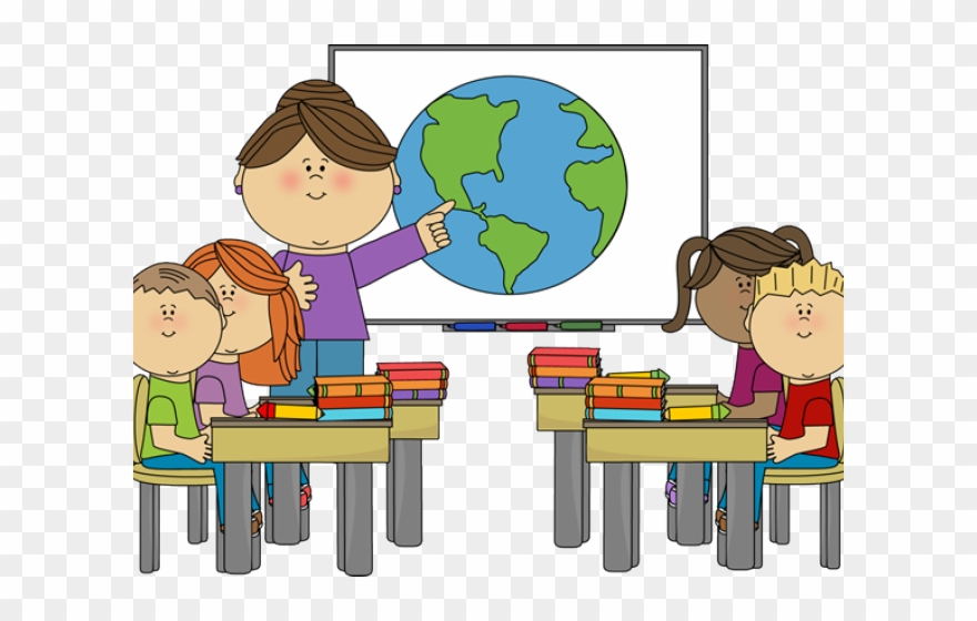 Clipart com free download svg stock Teacher And Students Clipart Free Download Clip Art - Classroom ... svg stock