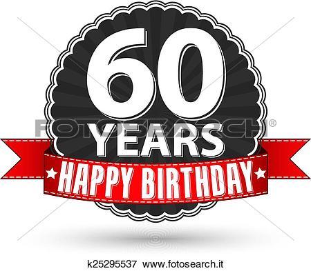 Clipart compleanno 60 anni image transparent library 60th compleanno anniversario Immagini Clipart. 186 60th compleanno ... image transparent library
