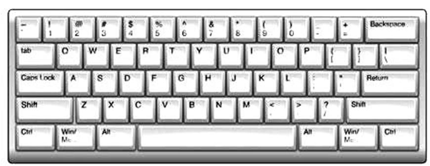 Clipart computer keyboard. Black and white kid