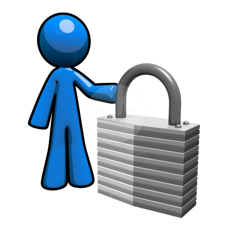 Clipart computer security jpg black and white download Free security clip art images - ClipartFest jpg black and white download
