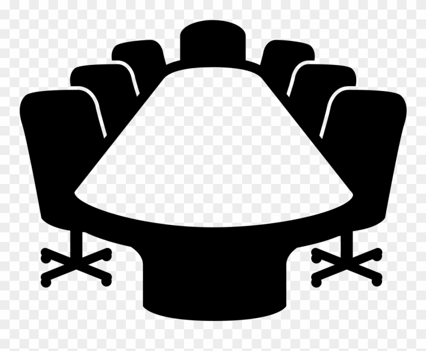 Clipart conference room graphic Conference - Meeting Room Icon Png Clipart (#63947) - PinClipart graphic