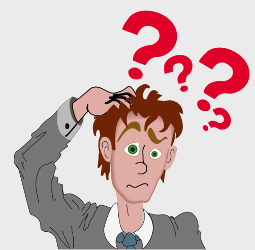 Confused man clipart banner library library Free Confused Cliparts, Download Free Clip Art, Free Clip Art on ... banner library library