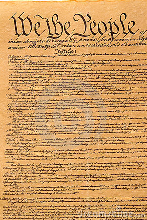 Clipart constitution united states clip art library stock Preample Of The Constitution And American Flag Stock Photos ... clip art library stock