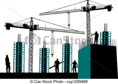 Clipart construction site free Free Clip Art Construction Site – Clipart Free Download free