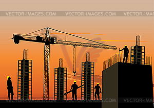 Clipart construction site royalty free download Construction Site Clipart - Clipart Kid royalty free download