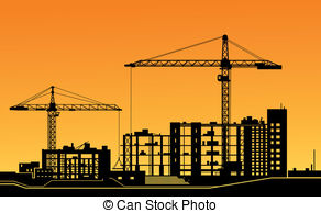 Clipart construction site graphic free Construction site Vector Clipart EPS Images. 14,075 Construction ... graphic free