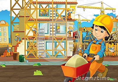 Clipart construction site image transparent download Construction Site Clipart - Clipart Kid image transparent download