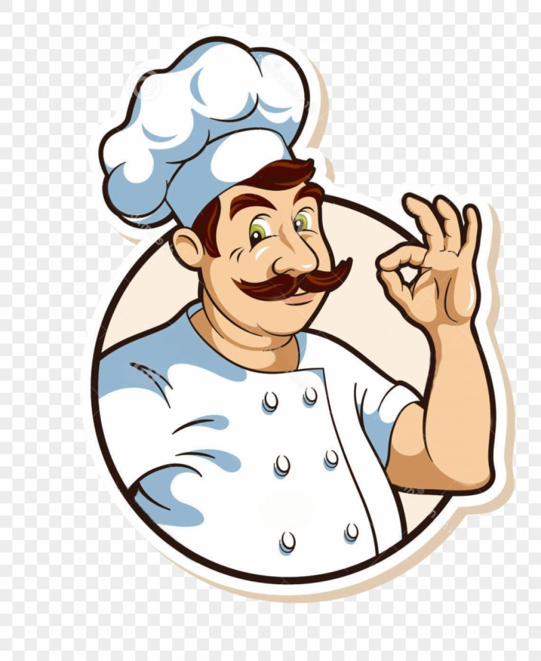 Clipart cook vector freeuse stock Imbmhvector Library Stock Chefs Clipart Cooking Demo Chief | SOIDERGI vector freeuse stock