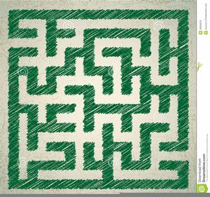 Clipart corn maze image black and white library Free Corn Maze Clipart | Free Images at Clker.com - vector clip art ... image black and white library