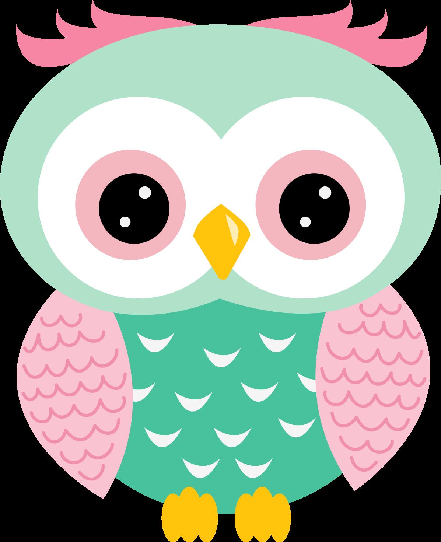 Clipart coruja jpg freeuse library Kit de Aniversário Personalizado Tema \