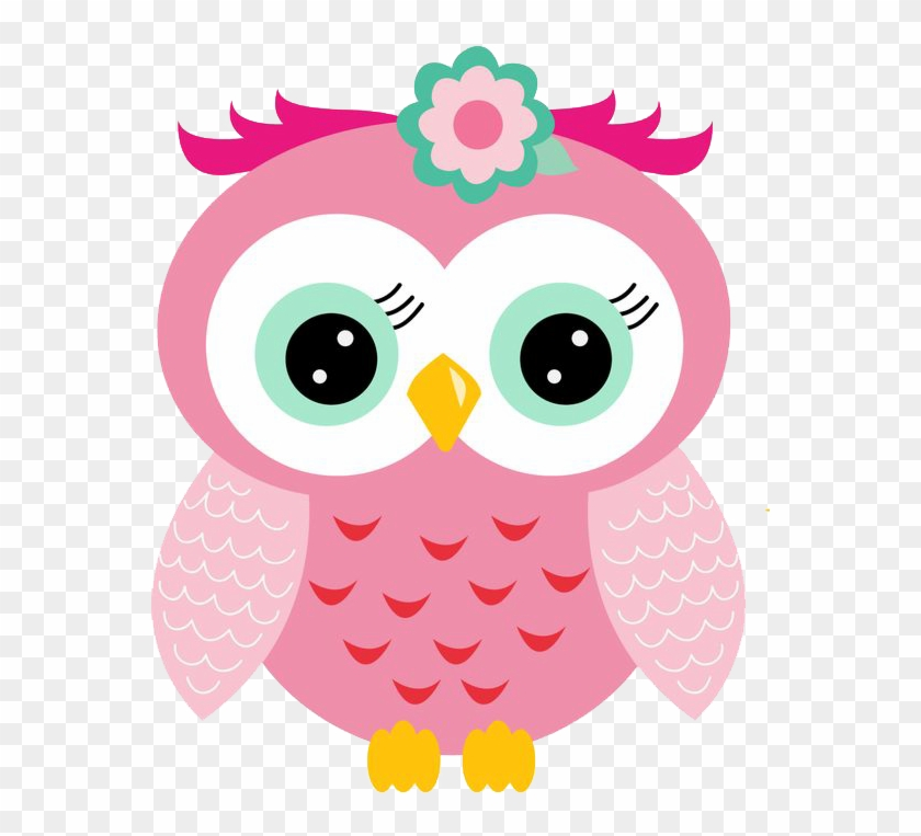 Clipart coruja png royalty free Pink Owl Infant Cute Babies Cartoon Hand-painted Clipart - Coruja ... png royalty free