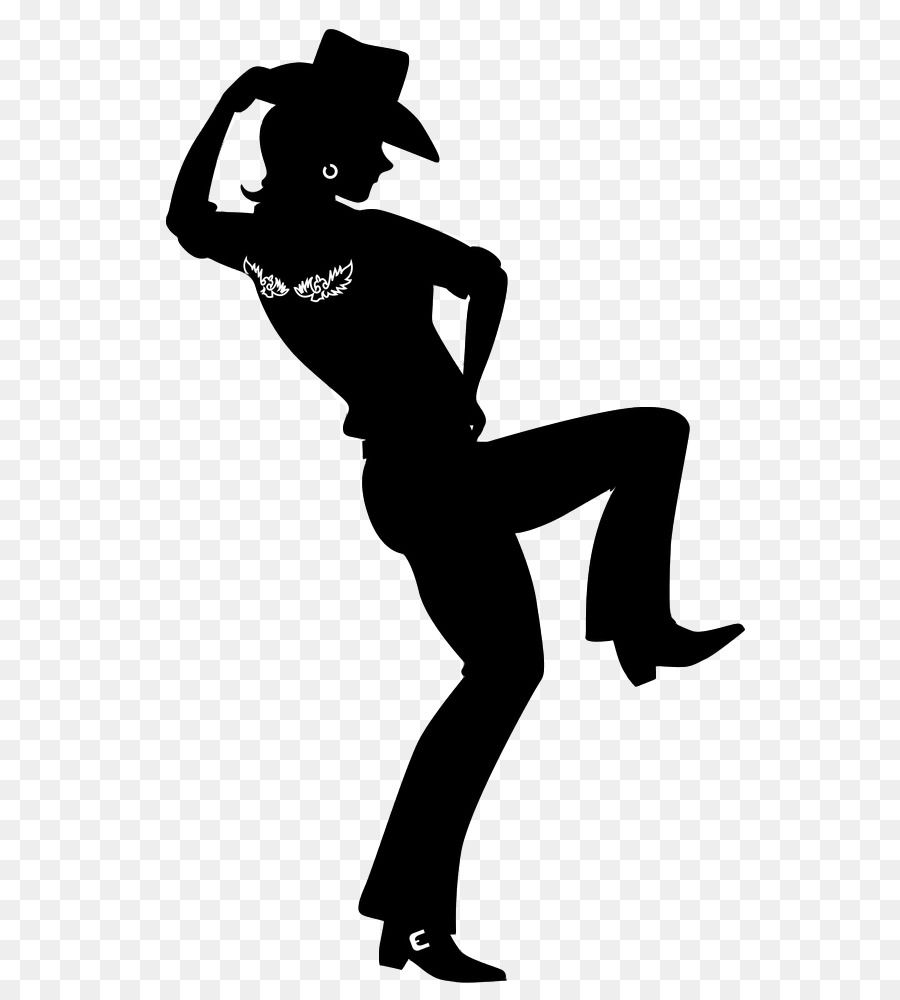 Clipart country dance stock Clip art Line dance Country western dance Vector graphics - friday ... stock