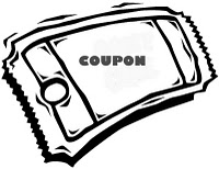Coupom clipart picture Free Coupons Cliparts, Download Free Clip Art, Free Clip Art on ... picture