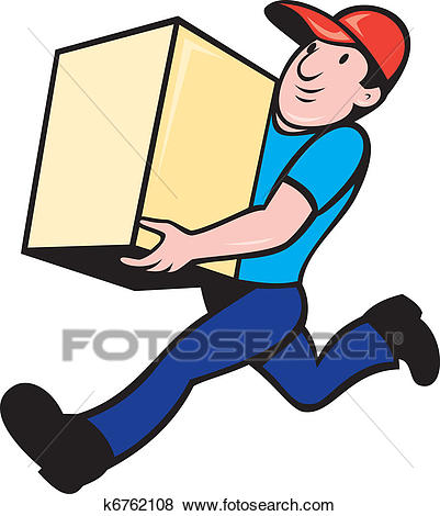 Clipart courier vector black and white Courier clipart 7 » Clipart Station vector black and white