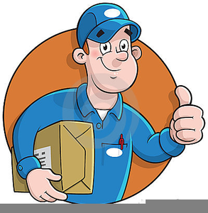Clipart courier clip library stock Free Clipart Courier Service | Free Images at Clker.com - vector ... clip library stock