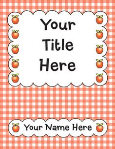 Clipart cover page clipart transparent library Clipart cover page - ClipartFest clipart transparent library