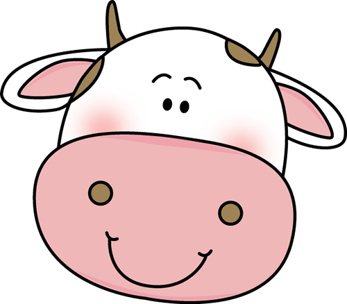 Clipart cow face clip art free stock Cow Head | 4-h | Cow clipart, Cow face, Cow drawing clip art free stock