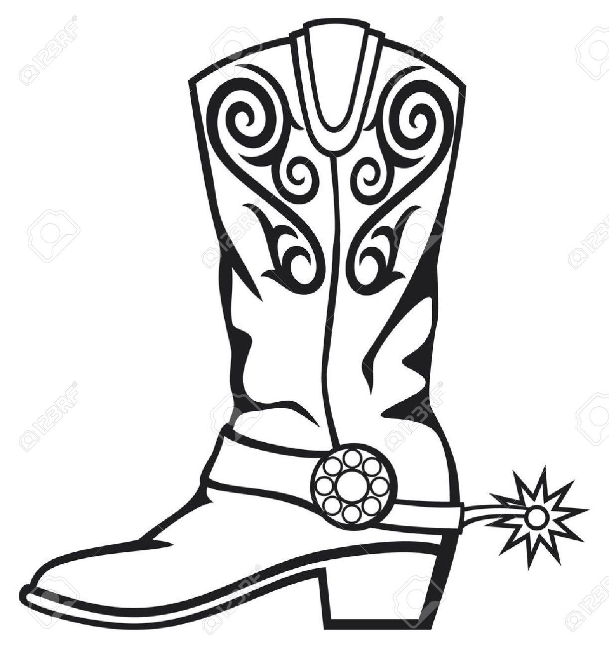 Cowboy boots clipart free banner free download 23+ Cowboy Boots Clip Art | ClipartLook banner free download