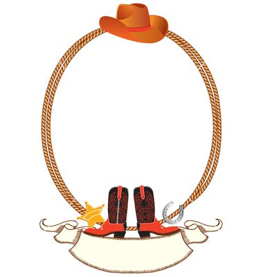 Clipart cowboy rope image transparent library Rope Frame Clip Art | Cowboy Rope Border Clip Art | Clipart Panda ... image transparent library
