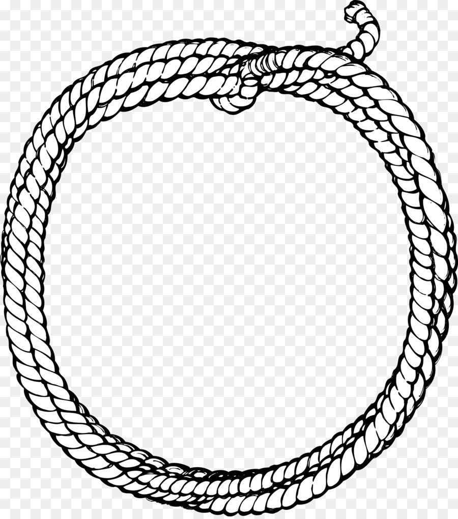 Clipart cowboy rope clip library stock Black Circle clipart - Lasso, Circle, transparent clip art clip library stock