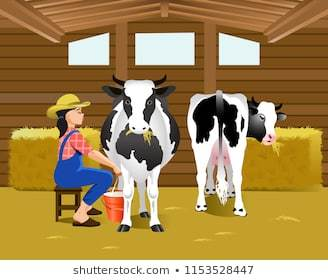 Clipart cowshed picture library stock Cowshed clipart 5 » Clipart Portal picture library stock